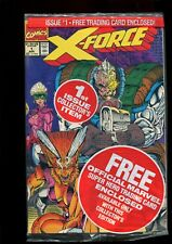 X-FORCE 1 (9.4) SUNSPOT CARD BAGGED MARVEL (B027)