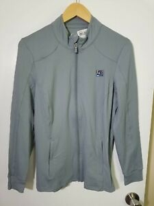 1 NWT CLOVER BY BOBBY JONES WOMEN'S JACKET, SIZE: LARGE, COLOR: GRAY (J113)