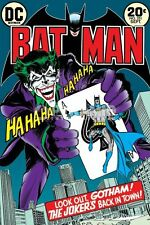 Joker Poster! DC comics Rogues Gallery Gotham City Batman Enemy  Never Hung!