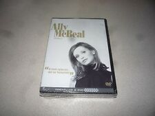 ALLY MCBEAL SEASON 3 DVD BOX  SET SIX DISC  BRAND NEW AND SEALED
