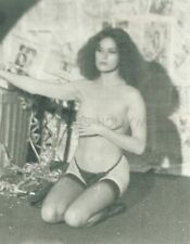 SEXY CORINNE CLERY 1970s VINTAGE PHOTO #38  R1980 BUSTY