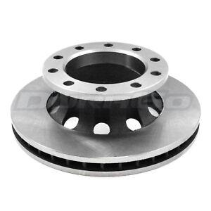 Disc Brake Rotor Rear IAP Dura BR55031