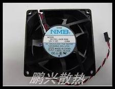 20mm de haut Lot de 2 Ventilateurs NMB 1608KL-04W-B59 12v 40x40mm connecteur