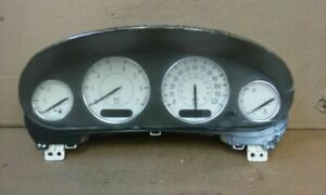 99 00 01 02 03 04 Chrysler 300M Speedometer Cluster MPH Excluding Special