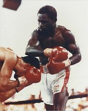 AZUMAH NELSON 8X10 PHOTO BOXING PICTURE