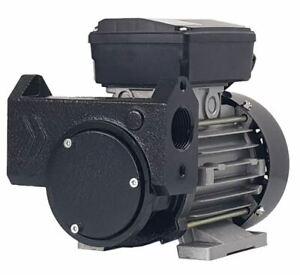 Gespasa IRON-50 230V AC Self-priming diesel fuel transfer pump 50L/min