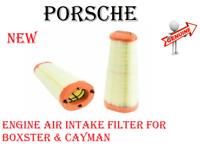 Porsche Boxster Cayman 13-16 Air Filter 981 110 130 00 98111013000