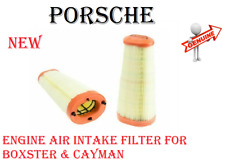 Engine Air Intake Filter For 2013-2016 Porsche Boxster And Cayman GENUINE
