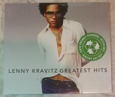 "GREATEST HITS [Digipak] by LENNY KRAVITZ (CD, 2000 - USA - Virgin) ""BRAND NEW"""