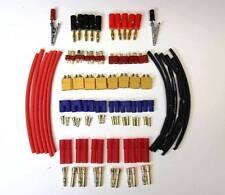 DIY Cable Kit, Make Multi Cables, 36 Connectors,10'/14ga & 5'/12g,Heat Shrink