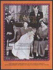 St. Vincent 1987 ** Bl.49 Königin Elisabeth Queen Elizabeth II [sq6470]