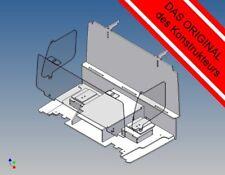VTFK - Fahrerhausboden  für Tamiya Volvo FH12 Maßstab 1:14 Trennwand + Scheiben