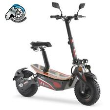 EV Ultra Electric Scooter / E - Scooter 2000W 48V / Adults HIgh Spec - Red Decal