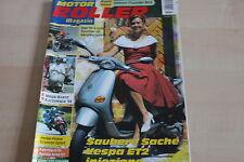 152278) Vespa ET2 - Aprilia Area 51 - Motor Roller 08/1998