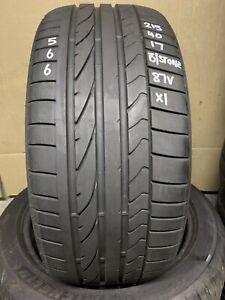 215 40 R17 Bridgestone Potenza RE050A 87V 6MM 2154017