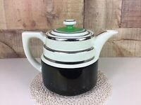 Vintage Hall Superior Quality Art Deco Design Teapot Teapot 6 Cup