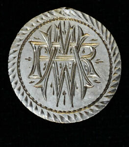 1882 Love Token Engraved RMW RWM MRW MWR WMR WRM silver Liberty Seated Dime