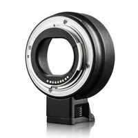 EF-EOS M Auto Focus Lens Mount Adapter for Canon EF EF-S to Canon EOS