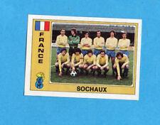 EUROFOOTBALL 76/77-PANINI-Figurina n.99- SOCHAUX -TEAM-FRANCIA-Recuperata