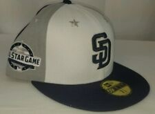 best website 35ba5 0986f San Diego Padres SZ 7 5 8 NewEra 2018 MLB All-Star Game On