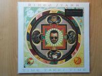 RINGO STARR LP: TIME TAKES TIME (RE; 2017, NEU; 180GRAM)
