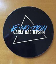 CARLY RAE JEPSEN E·MO·TION 2015 Ltd Ed Rare Sticker - New