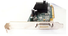 ATI Radeon x300 DUAL MONITOR PCI-E x16 Video Card. w/Driver CD. 128MB