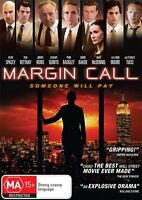 Margin Call (2011) * NEW DVD * Zachary Quinto Kevin Spacey (Region 4 Australia)