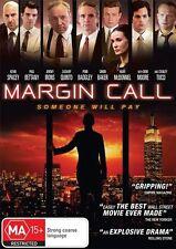 Margin Call (2011) * NEW DVD * Zachary Quinto Kevin Spacey (Region 4 Australia)