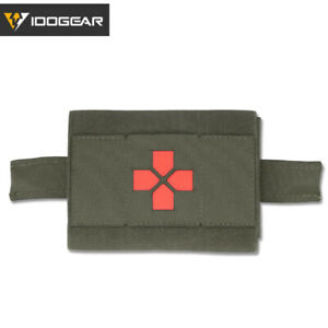 IDOGEAR Micro Med kit Medical Pouch Tactical Molle Pouch Military First Aid Gear