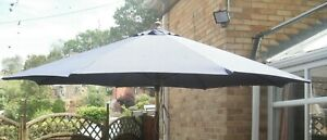 Patio Replacement Parasol Canopy Fabric Cover For 8 ribs umbrella 3.0 METRES