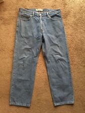 Levis Men's 550 Relaxed Fit 36 X 30 Jeans FREE SHIPPING B