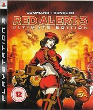 Command & Conquer: Red Alert 3 -- Ultimate Edition (Sony PlayStation 3, 2009) -