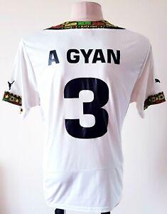 Ghana2014 - 2016Home football Puma shirt #3 A GYAN