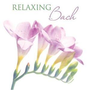 Relaxing Bach - Tomas Hamilton (CD 2007) New/Sealed