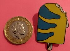.Disney Trade Pin Large Ice Cream Flounder the litte mermaid (i combine p&p)13