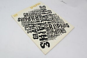 GRAPHIS GRAPHIC & APPLIED ART  N° 121 1965 [Z72-011]
