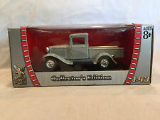 Collectible Road Signature Collectors Ed. 1:43 Gray 1934 Ford Pick-up New In Box