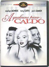 Dvd A qualcuno piace caldo - edizione speciale di Billy Wilder 1959 Usato