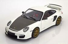 1:18 Minichamps Porsche 911 (997)  GT2 RS 2011 with golden rims