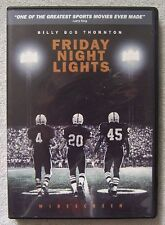 Friday Night Lights (DVD, 2005) Widescreen Very Good Condition
