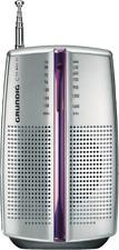 Grundig City 31 / PR3201 Chrom, tragbares UKW Radio, Batteriebetrieb NEU & OVP