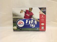 FIFA 99 (Nintendo 64, 1998) - Brand New - Factory Sealed