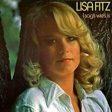 Lisa Fitz - I Sag's Wie's Is (LP, Album) Vinyl Schallplatte - 74906