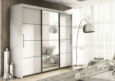 Contemporary Wardrobes with Hanging Rail