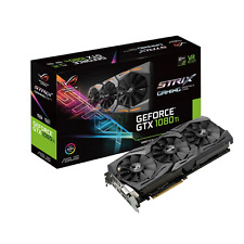 ASUS GeForce GTX 1080 Ti 11GB Strix Edition Boost Graphics Card