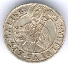 Salzburg 3 Kreuzer 1690, Probzst 1859, kl. Kratzer, vz-