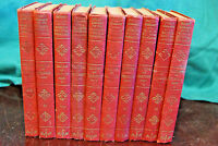 10 Volume Hardcover Pocket Library of the Worlds Essential Knowledge 1929 S5436