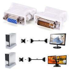HD Display Project Conversion Head DVI To VGA Adapter Head RevolutionVGA Fem JC