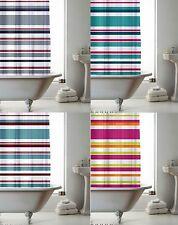 New Curtains Modern beautiful Designs Bathroom Shower Curtain Bright Multi color
